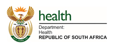 South Africa Health Department Logo